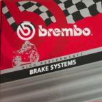 Kit dischi Brembo Supersport Ducati