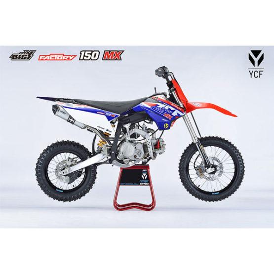 Bigy 150 MX FACTORY 2017